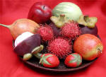 Wooden Fruit