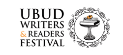 ubud writers logo