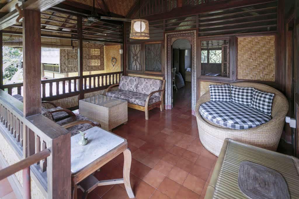 Murni's Houses Living Room