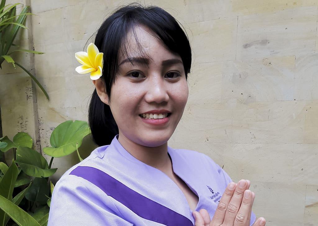 Yudha Tamarind Spa Therapist