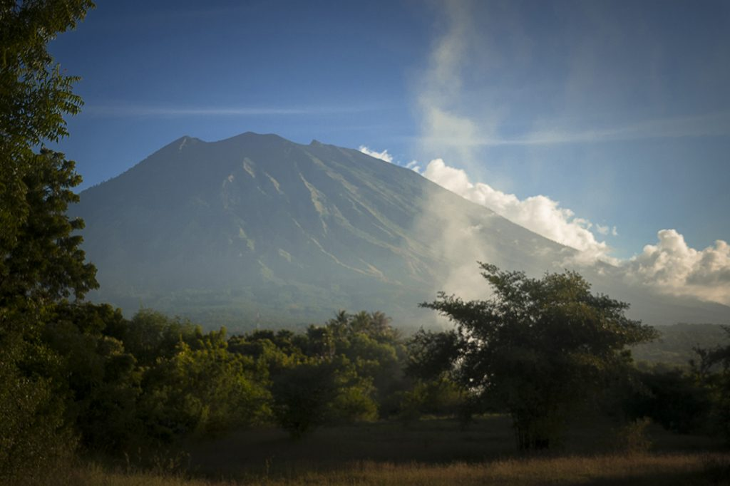Mount Agung spa packages