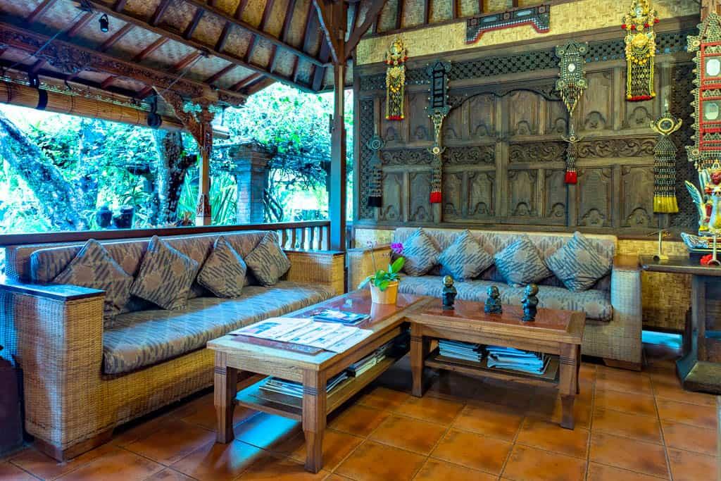 Murni's Houses Facilities and Food