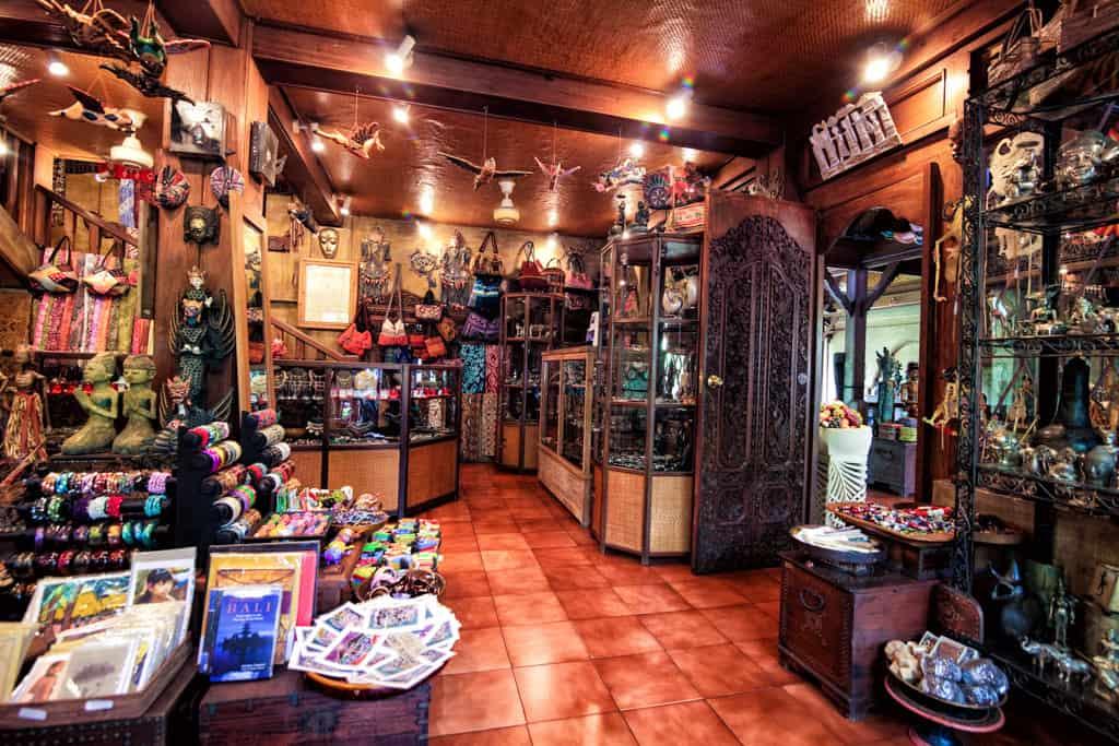 Murni's Warung Shop Introduction