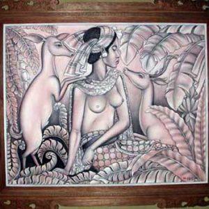 Balinese Paintings