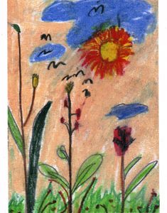 Children's Drawings Notecards