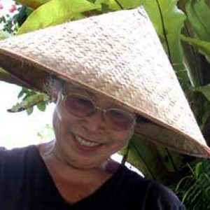 Conical Bamboo Hat