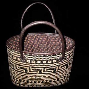 lontar_bag-Borneo Palm Leaf Bag