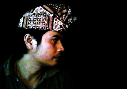 Balinese Batik Udeng Headdress - Murni s in Bali 74a1917c08e