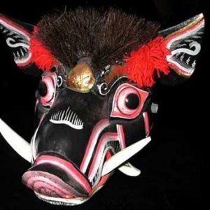 Barong Boar Mask