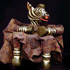 doll zebra