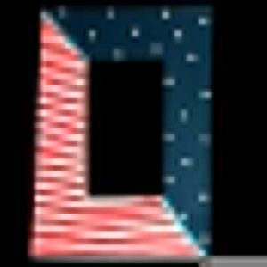 Stars and Stripes: Oblong