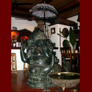 Bronze Ganesha 1