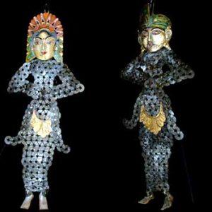 Balinese Salang: Janger Dancers