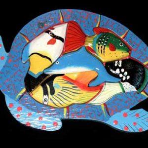 Blue Turtle Jigsaw 1