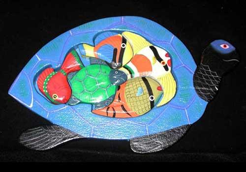 Blue Turtle Jigsaw 2