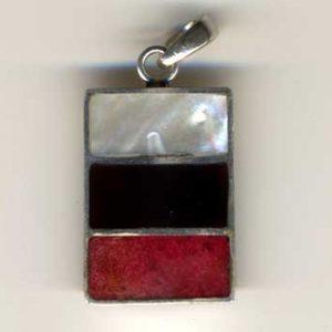 3 Colours Pendant