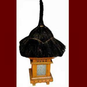 Balinese Lamp 3