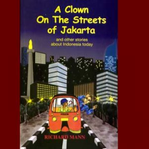 A Clown on the Streets of Jakarta