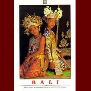 Balinese Girl Dancers