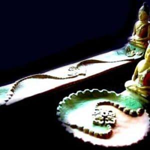 Buddha Incense Holders
