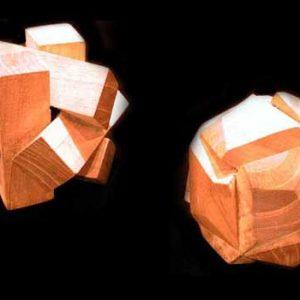 Balinese Rubik Cubes