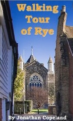 Walking Tour of Rye (the most beautiful town in England) - ebook