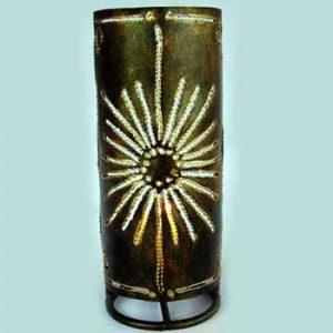 Sun Candleholder
