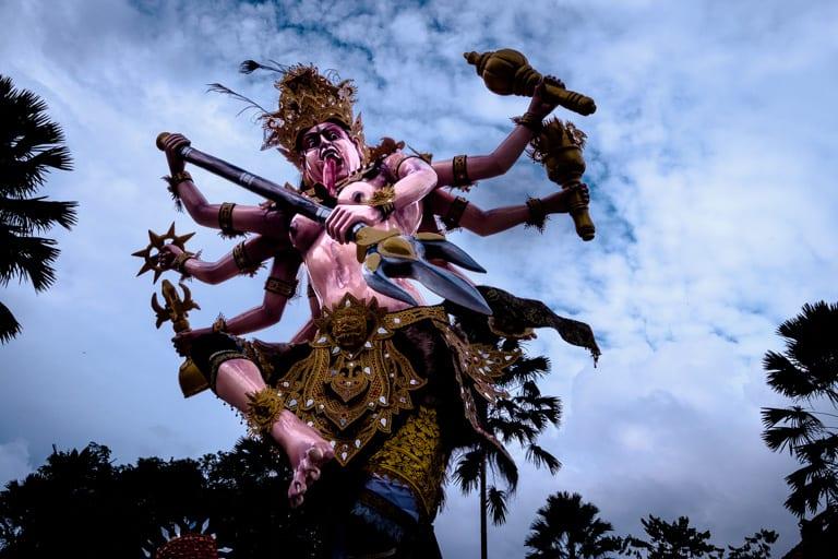 Demons in Bali