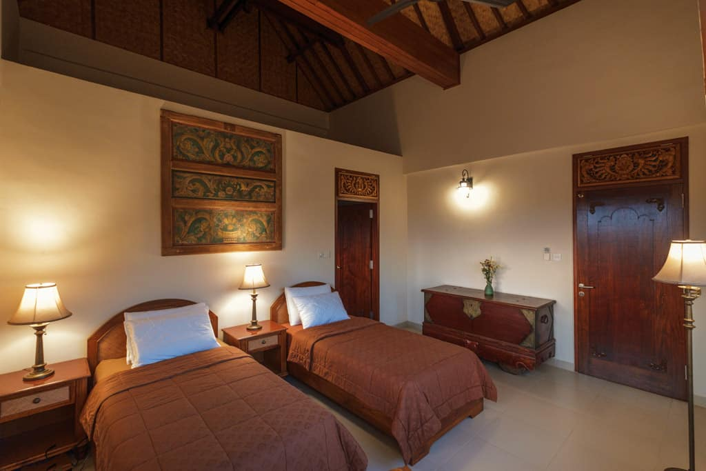 Luxury Rooms at Murni's Houses