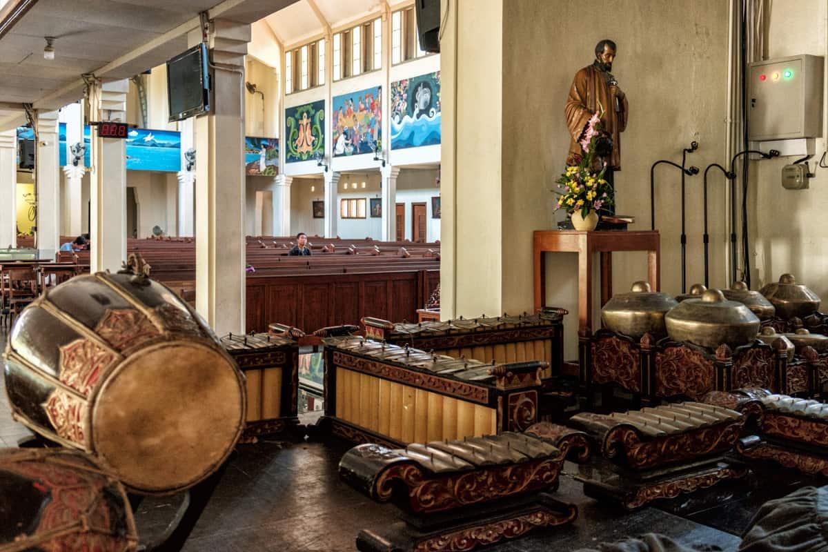 St Anthonys Church, Yogyakarta