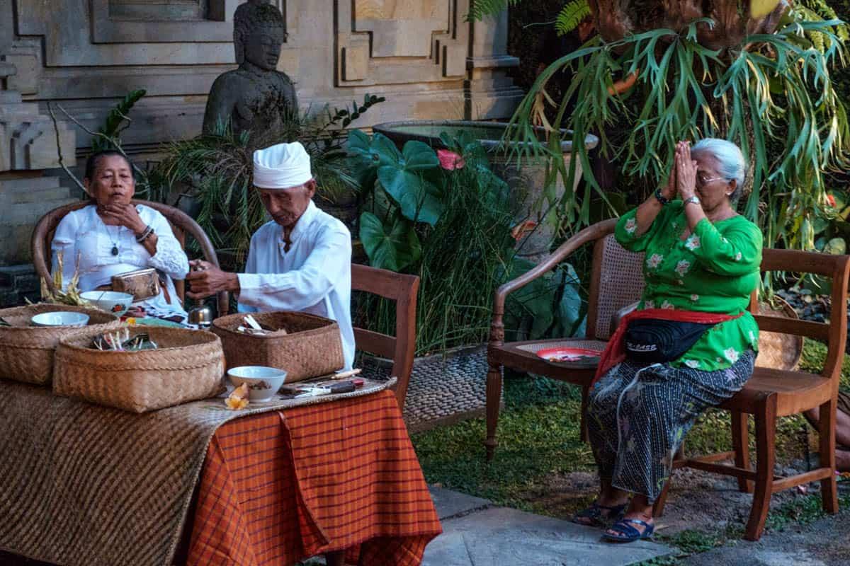 Melaspas - Bringing Buildings to Life in Bali
